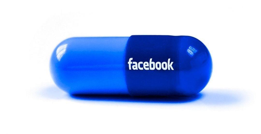 Facebook-Droga