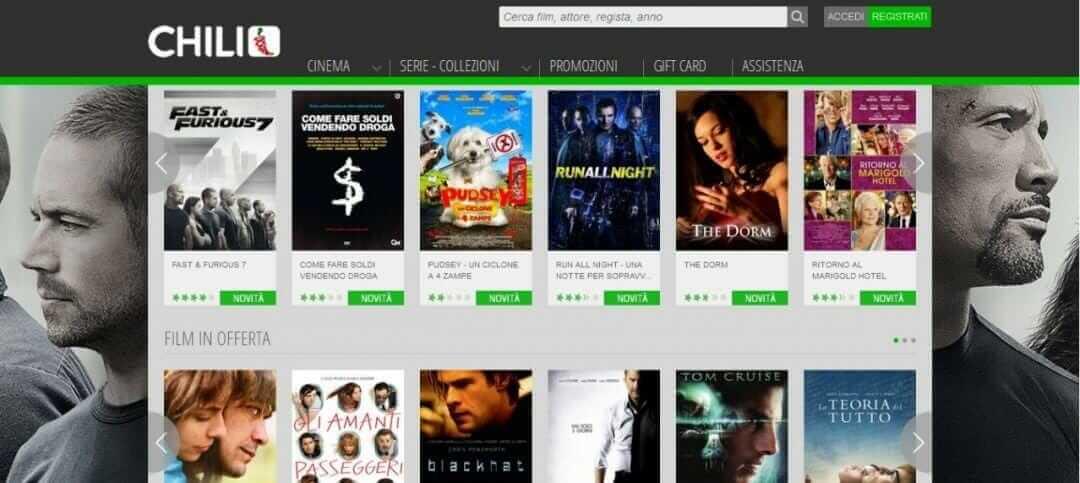 I migliori siti streaming per vedere film consigli - Migliori siti per affittare casa ...