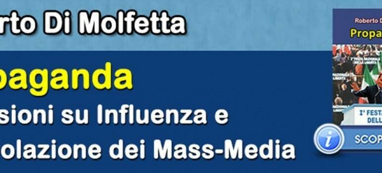 Roberto Di Molfetta - Libro Propaganda