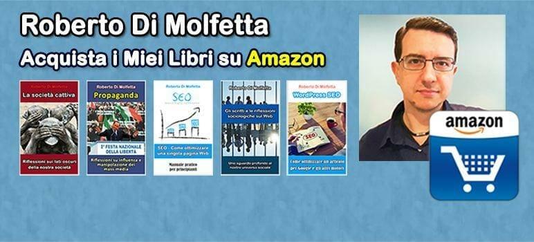 Roberto Di Molfetta - Amazon
