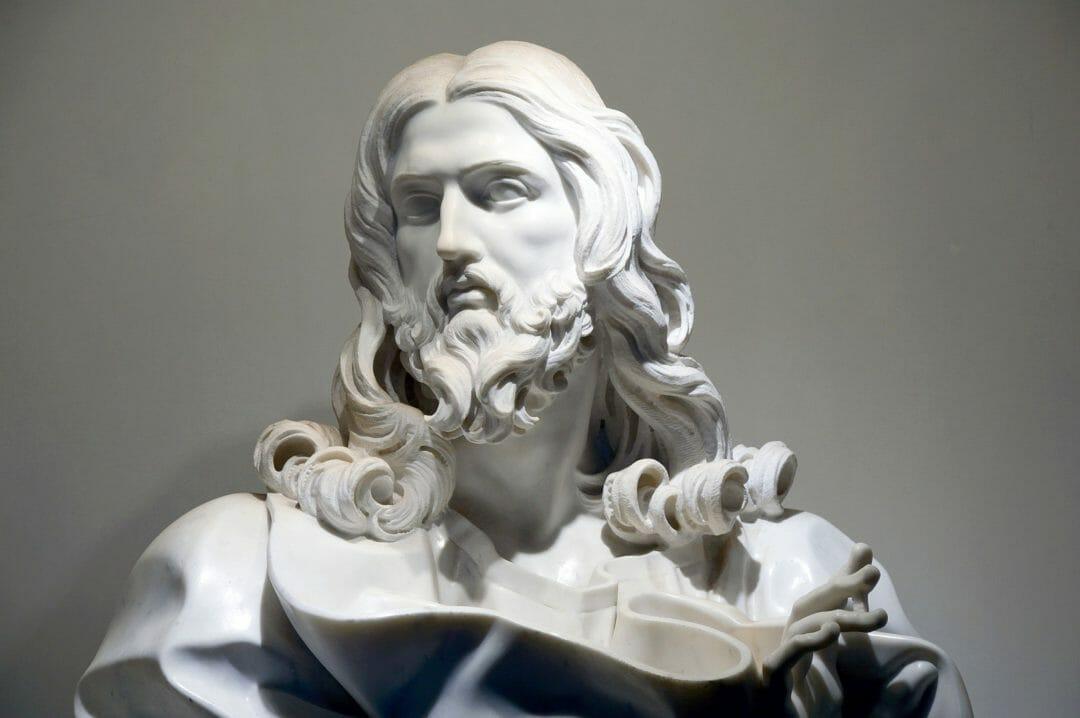 Capolavori dell'Arte – Busto del Salvatore del Bernini