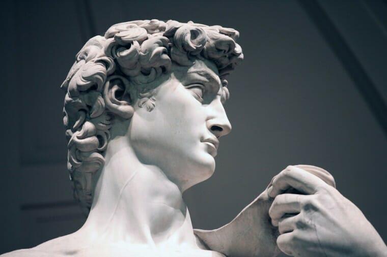 Capolavori dell'Arte – David di Michelangelo