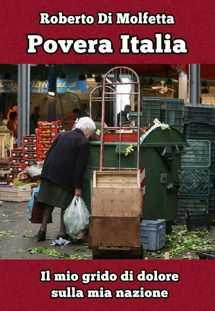 """""""Povera Italia"""" – Il mio nuovo libro"""