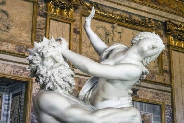 Capolavori dell'Arte - Il Ratto di Proserpina del Bernini