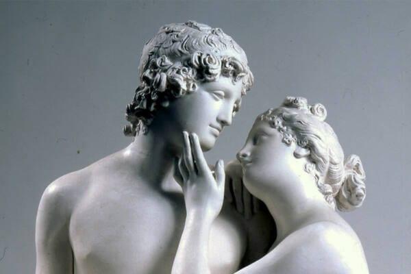 Capolavori dell'Arte - Venere e Adone del Canova