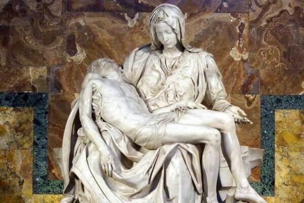 La Pietà Vaticana di Michelangelo – Capolavori