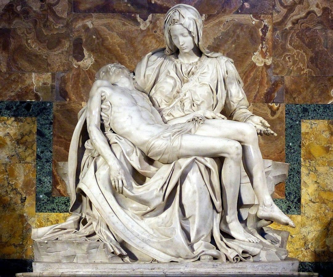 Capolavori dell'Arte – La Pietà Vaticana di Michelangelo