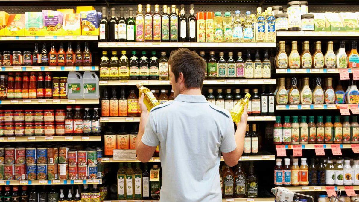 supermercato cibo