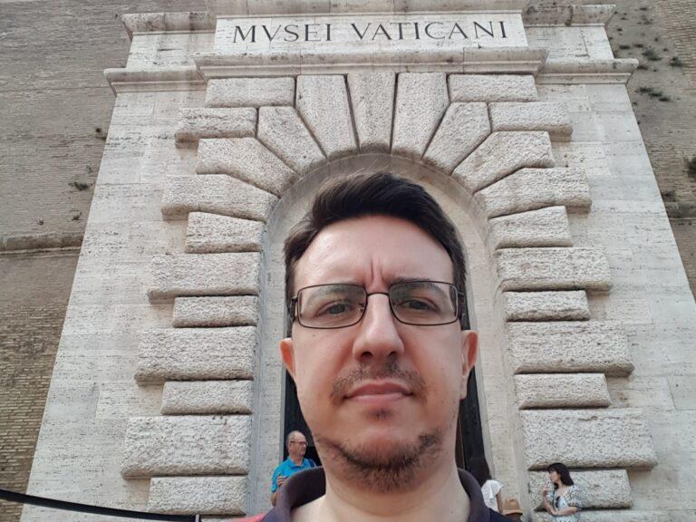 Visita ai Musei Vaticani dentro Roma